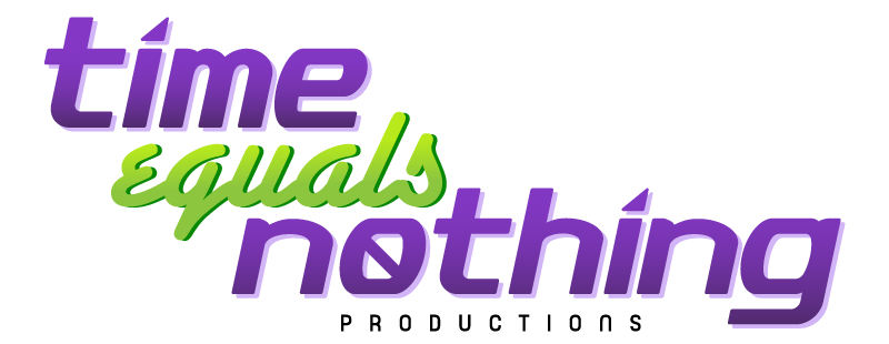 Time Equals Nothing Productions Logo